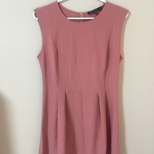 Dynamite pink dress